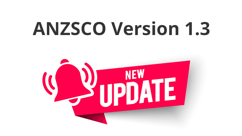 What is New in ANZSCO Version 1.3?